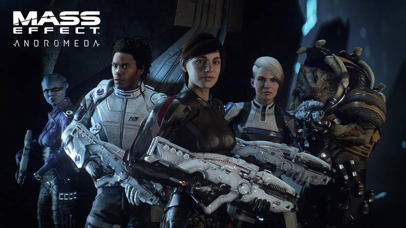 "First Mass Effect Andromeda Gameplay Details: ""Antagonists Is A Human Solider, Two Squad Mates"" & More"