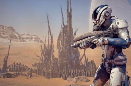 Second Major Patch For Mass Effect Andromeda Releasing On May 10 At 9 AM Pacific, No Patch Notes Yet – Update