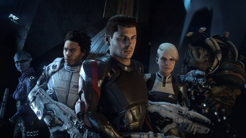 "BioWare Talks Mass Effect Andromeda: ""Flawed Game"" Harmed By A Crowded Review Environment"