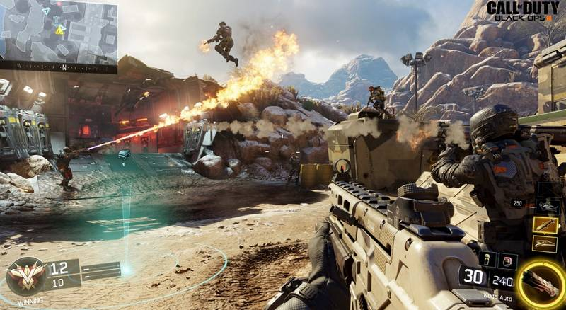 Ton Of Cod Black Ops Iii Info Leaked Zombies Multiplayer Movement System Customization Campaign Screenshots More Gamepur