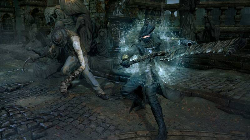How to Beat Bloodborne PS4 Rom, the Vacuous Spider in a Completely Safe way