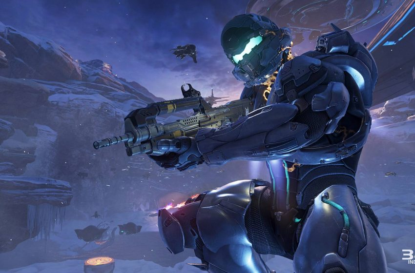 Mission 6 – Evacuation: Halo 5 Guardians Guide