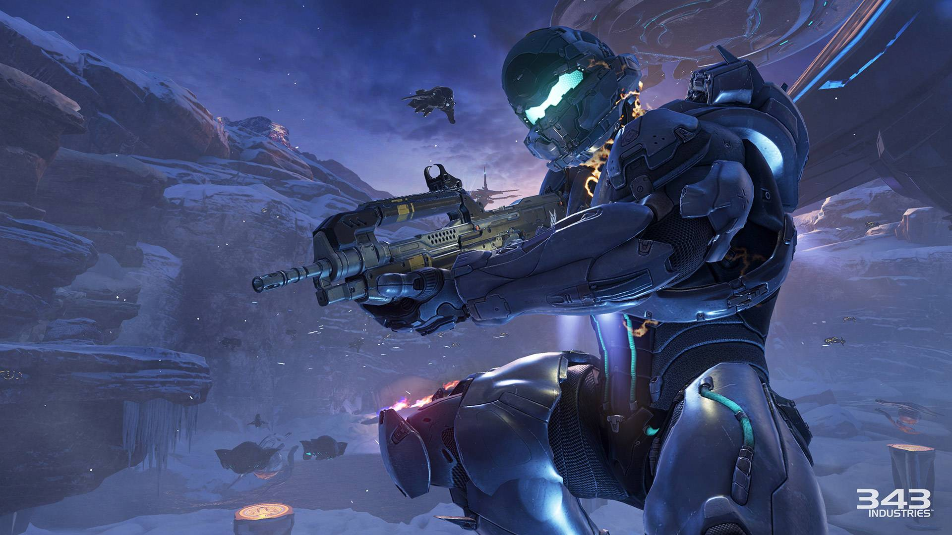 Mission 2 Blue Team Halo 5 Guardians Guide Gamepur
