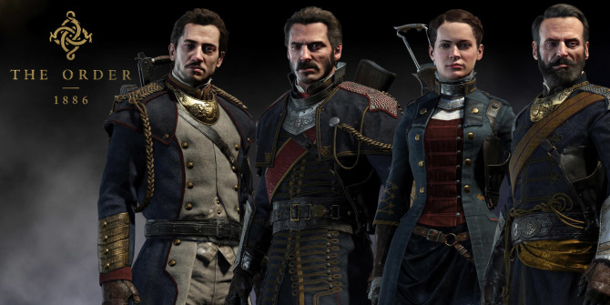 "The Order: 1886 Gameplay Showing At VGX 2013?, ""Not Likely"" Says Ready At Dawn"