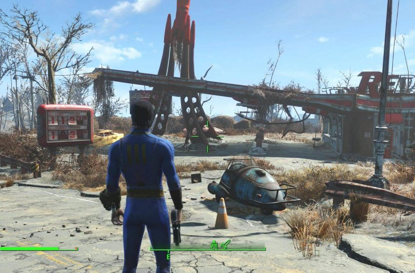 All 35 Star Core Locations – Fallout 4 DLC: Nuka-World