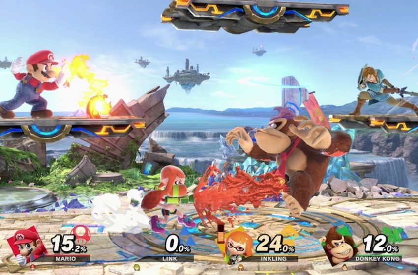 Super Smash Bros. Ultimate reminds players to convert their replays before next week's update