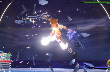 How to get the Oathkeeper and Oblivion Keyblades in Kingdom Hearts 3