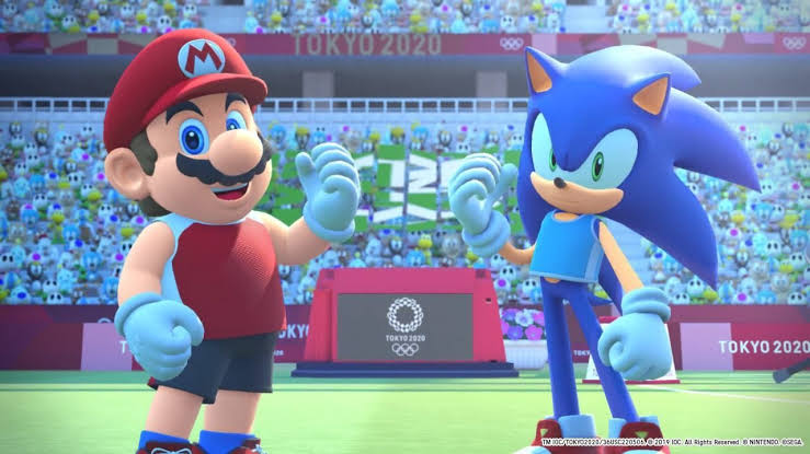 Review – Mario & Sonic at the Tokyo Olympic Games Tokyo 2020
