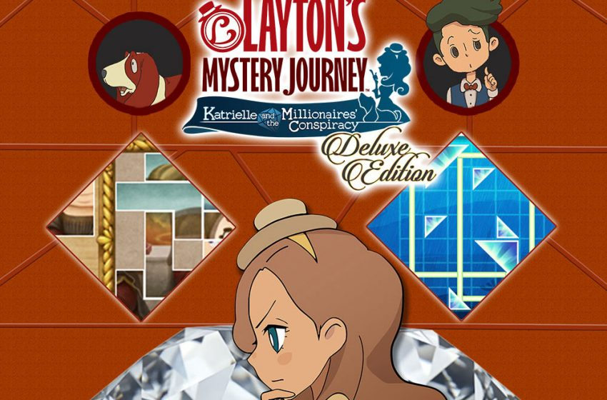 Layton's Mystery Journey Switch Review