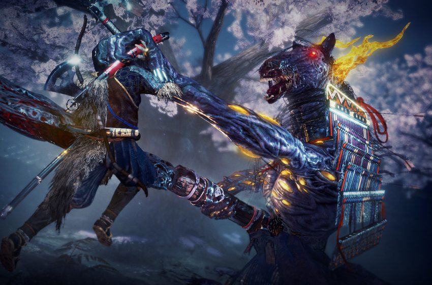 Nioh 2 is getting a sharp new trailer tomorrow