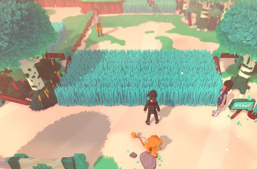 How to trade with other players in Temtem