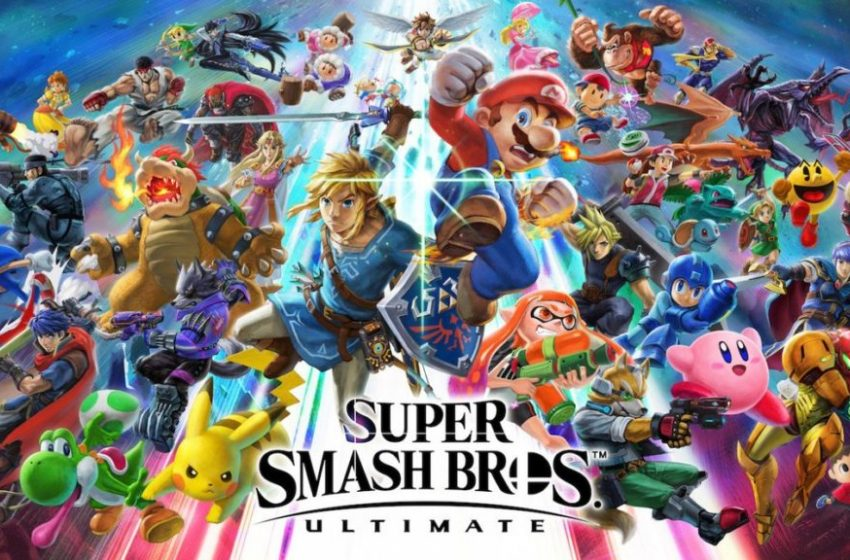 Today marks 21 years of Super Smash Bros.