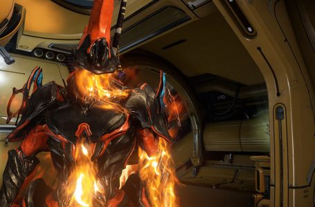 Warframe Update 29.0.6 – patch notes 1.90 (PS4)