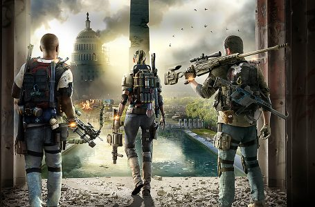 The Division 2: Finding SHD Points