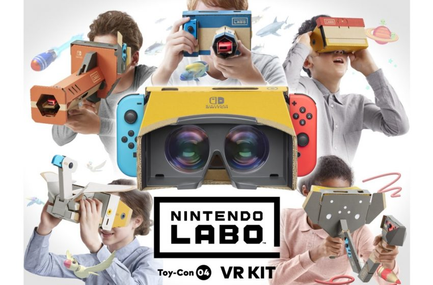 Nintendo Labo VR Hands-On Impressions: Is It Worth Picking Up?