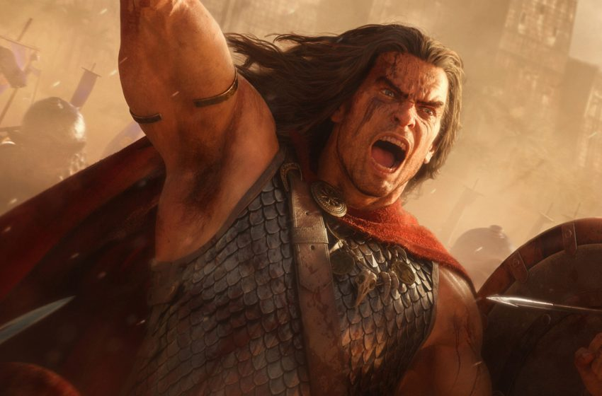 Conan Unconquered Review – A Blood Red Line In The Sand