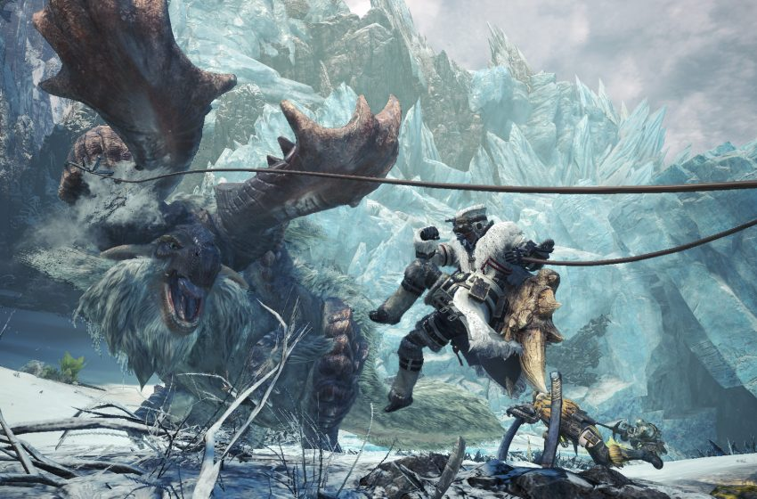 New Monster Hunter World Iceborne Subspecies Detailed at SDCC