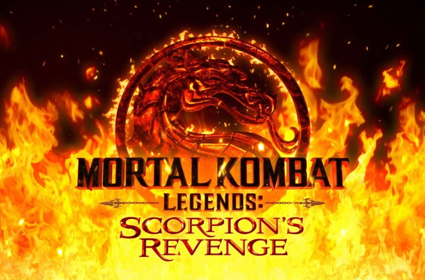Mortal Kombat Legends: Scorpion's Revenge Animated Movie Coming First Half of 2020
