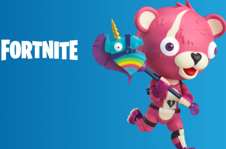 Fortnite Cuddle Team Leader Nendoroid Collectible Released