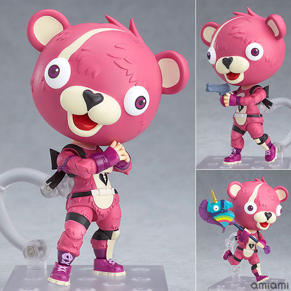Cuddle Team Leader Nendoroid