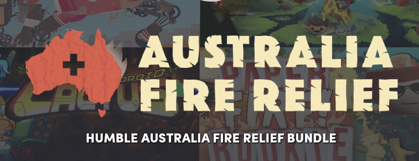 Humble Bundle Australian Fire Relief