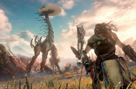 Horizon Zero Dawn Coming To PC This Year, Sources Say