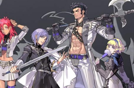 Fire Emblem: Three Houses Datamine Reveals Ashen Wolves Classes, Growth Rates, and More