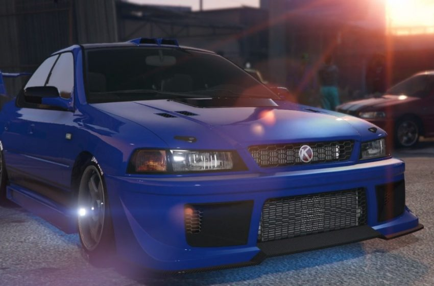 Drive like Royalty in the Karin Sultan Classic in GTA Online, New Weekly Discounts, and More