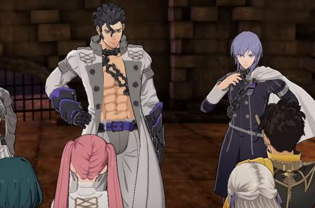 Everything We Know So Far About Fire Emblem Three Houses' Fourth House Ashen Wolves