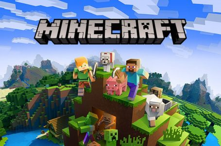 What is the Minecraft Title Screen Panorama Seed?