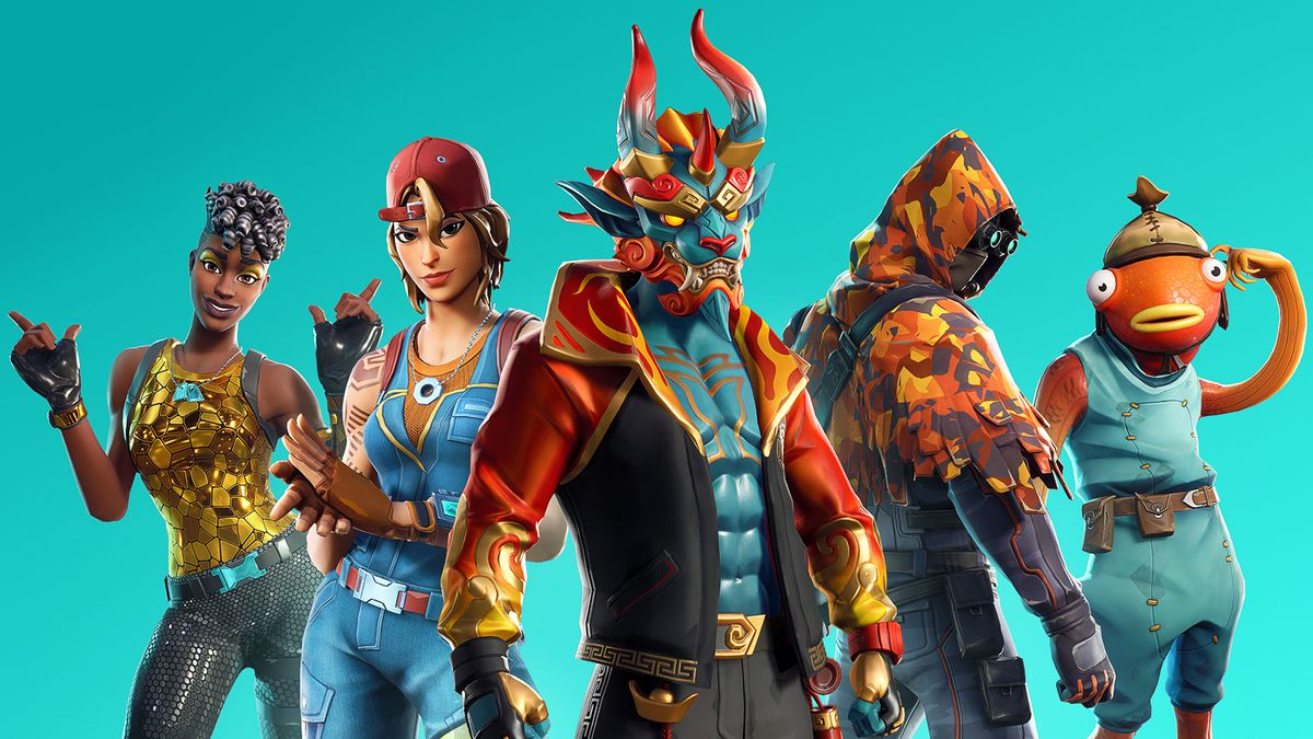 Fortnite Item Shop April 5, 2020 – Deadpool Takeover – What's in the Fortnite Item Shop Today?