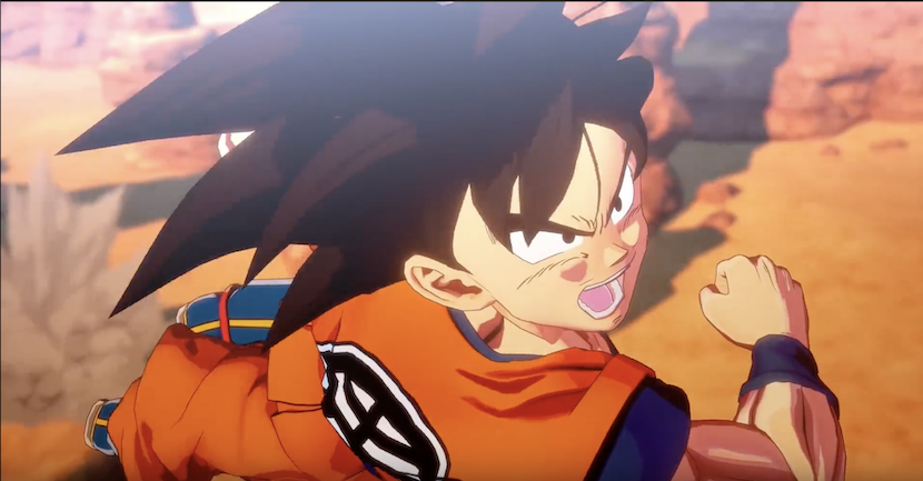 Dragon Ball Z Kakarot Launch Trailer