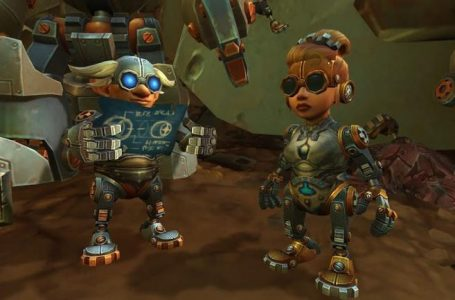 How to unlock the Mechagnome Allied Race in World of Warcraft