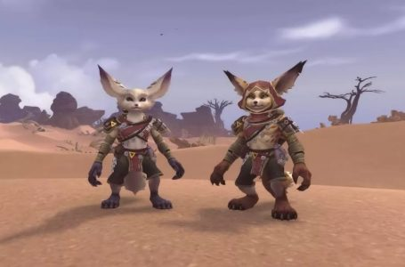 How to unlock the Vulpera Allied Race in World of Warcraft