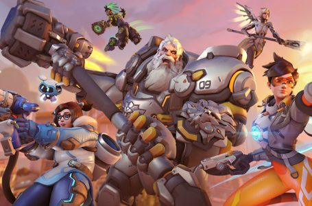 Overwatch Storm Rising is A New PvE Event