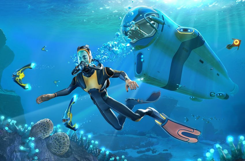 Underwater Adventure Game Subnautica Sold Over 5 Million Copies