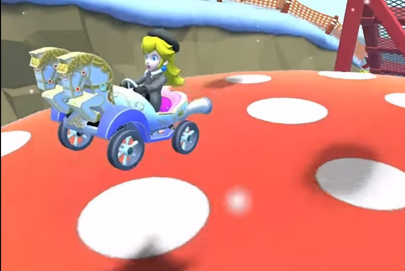 How to Land 30 Hits with Bananas Using a Driver Wearing a Tie in Mario Kart Tour