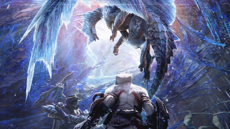 Monster Hunter World: Iceborne Ships Four Million Units Worldwide