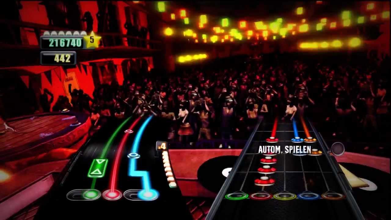 Guitar/DJ Hero