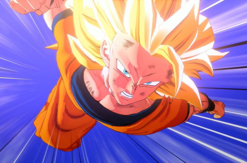 Dragon Ball Z: Kakarot Day One Updates Weighing In at Over 11GB