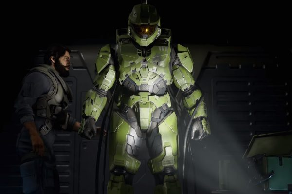 "Halo TV Series First Image Reveals Master Chief ""Looks Fantastic"""