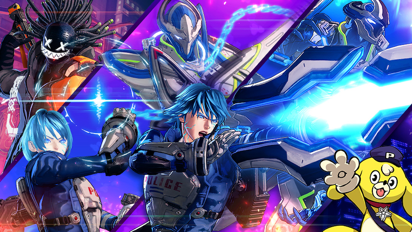 Smash Bros. Astral Chain Event