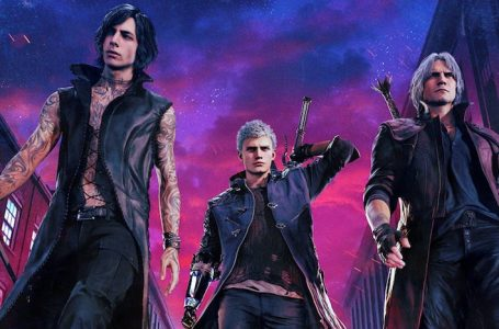 Devil May Cry Voice Actor Hints That One of Its Characters Is Coming To Super Smash Bros. Ultimate