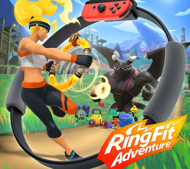 Ring Fit Adventure is back in stock at some online retailers