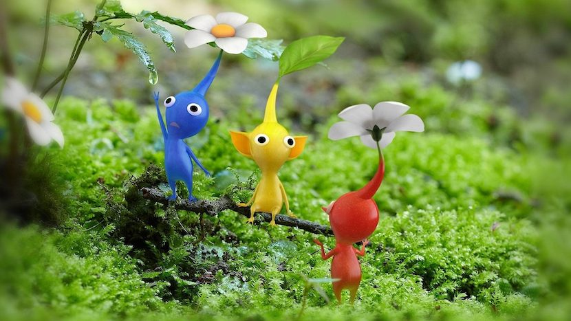 Pikmin 3 Nintendo Switch