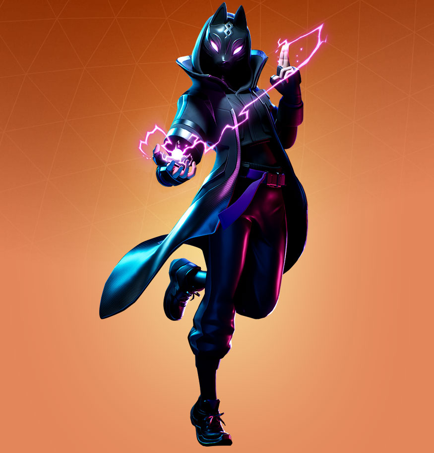 Catalyst Fortnite Skin