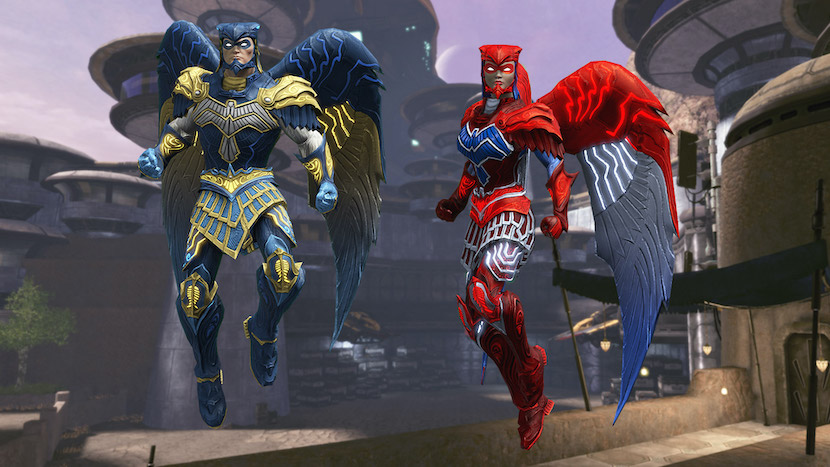 DC Universe Online Celebrates 9th Anniversary With Free Gifts and Open Episodes