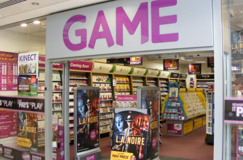 UK Retailer Game May Need to Close 40 Stores but Is Trying to save Them