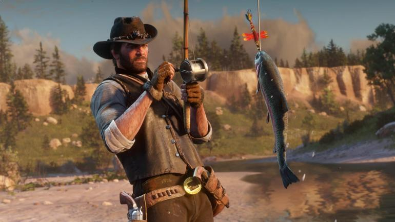 Where to Find Muskie in Red Dead Redemption 2