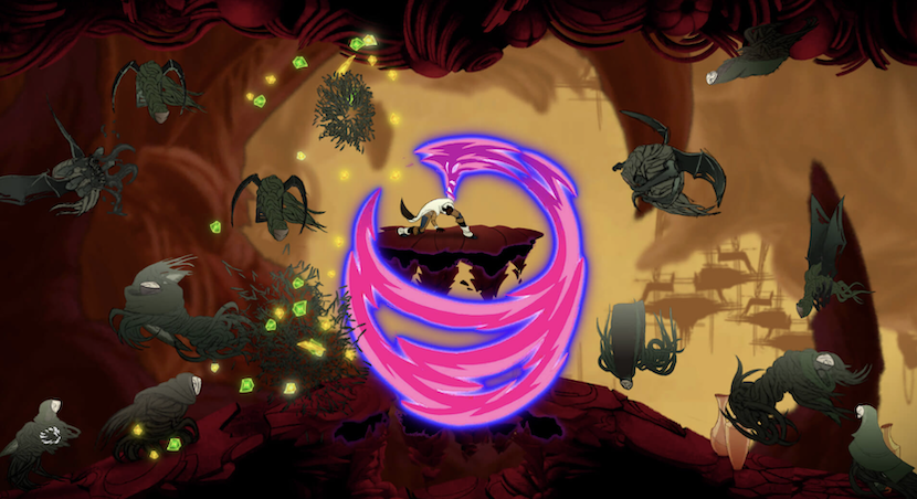 Sundered is This Week's Epic Games Store Freebie